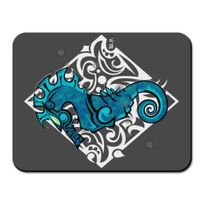 Коврик для мыши Морской Конь