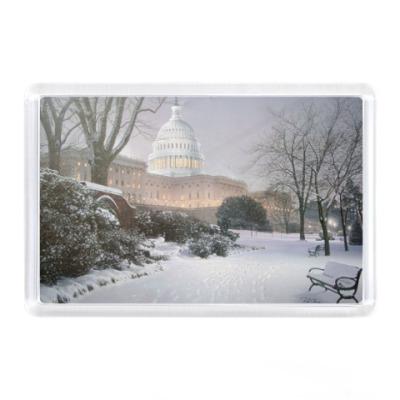 Магнит США, Вашингтон