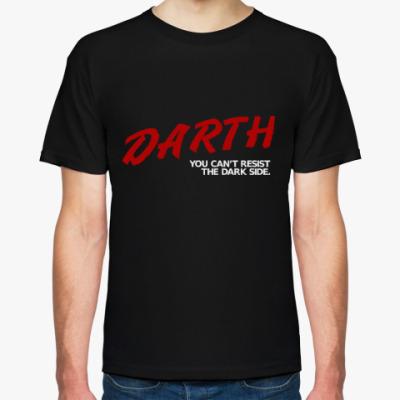 Футболка Дарт Вейдер (Звёздные войны)