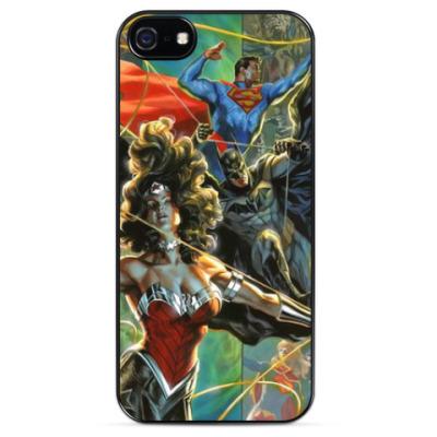 Чехол для iPhone Война героев