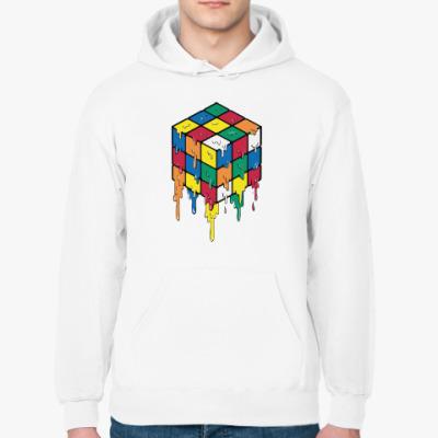 Толстовка худи Кубик Рубика | Спидкубинг