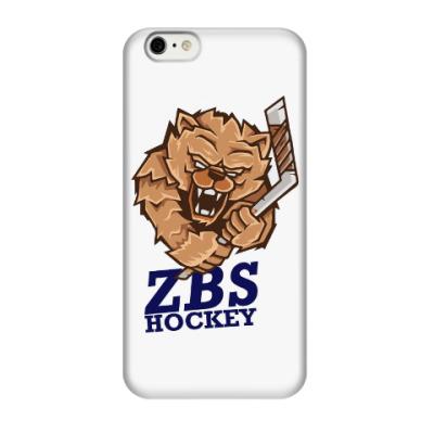 Чехол для iPhone 6/6s ZBS hockey