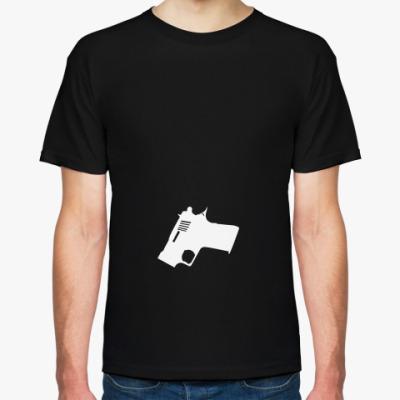 Футболка Пистолет