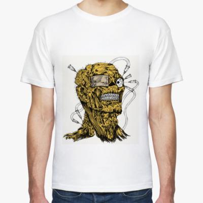 Футболка  футболка Terminator