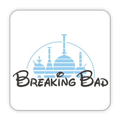 Костер (подставка под кружку) Breaking Bad Chemistry