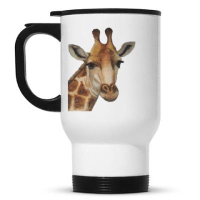 Кружка-термос Жираф