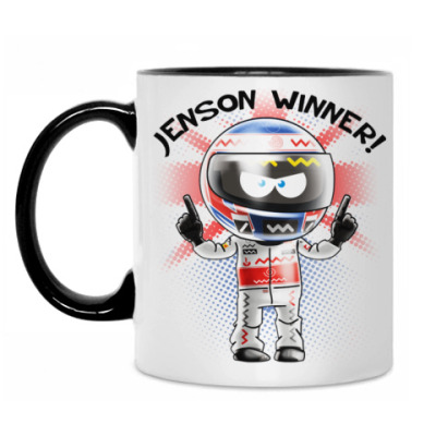 Кружка JENSON WINNER