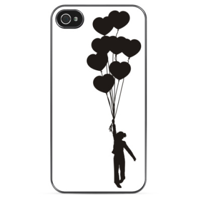 Чехол для iPhone Шарики
