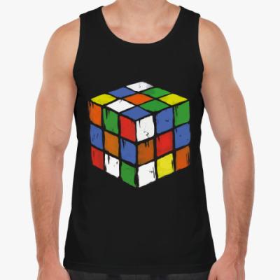Майка Кубик Рубика | Rubiks Cube