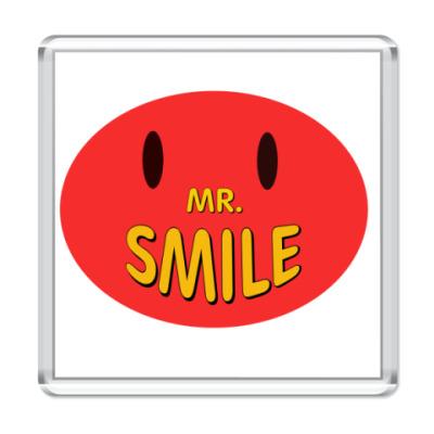 Магнит  SMILE!