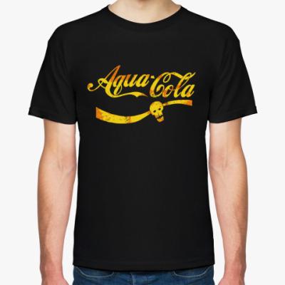Футболка Безумный Макс : Aqua Cola