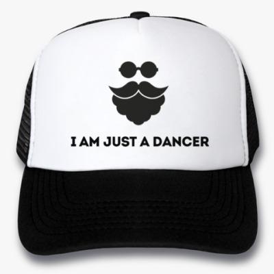 Кепка-тракер I am just a dancer