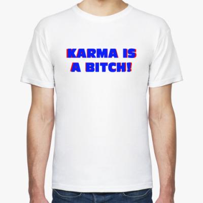 Футболка Karma