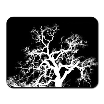 Коврик для мыши деревья