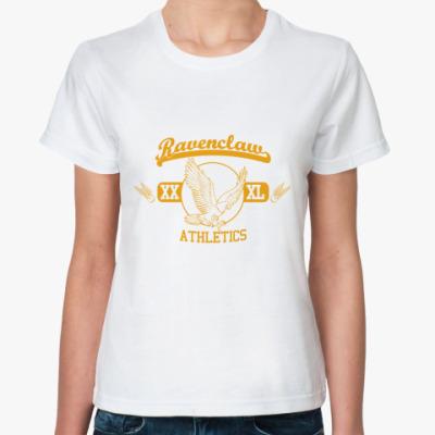 Классическая футболка Ravenclaw