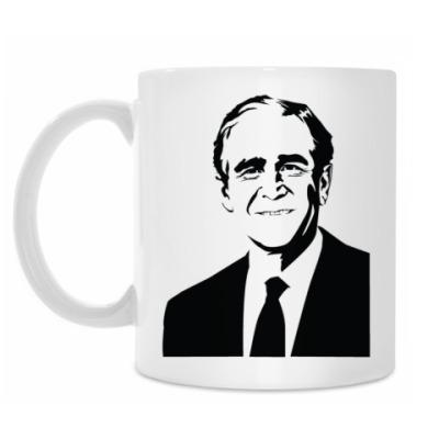 Кружка Бен Ладен и Буш