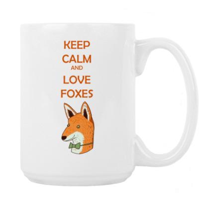 Любовь к лисичкам