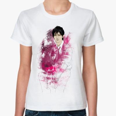 Классическая футболка   Рё галстук