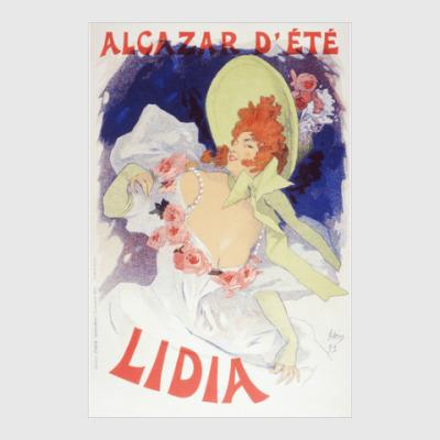 Постер Lidia