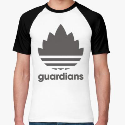 Футболка реглан Guardians