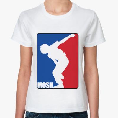 Классическая футболка Mosh