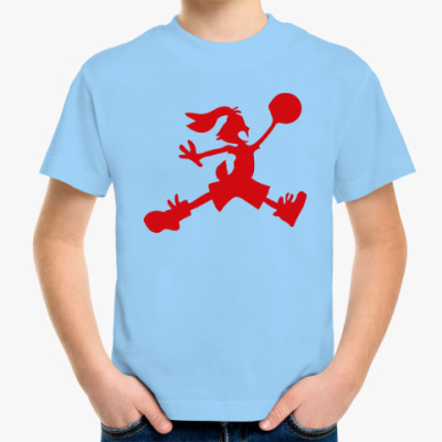 Детская футболка Jordan Bunny
