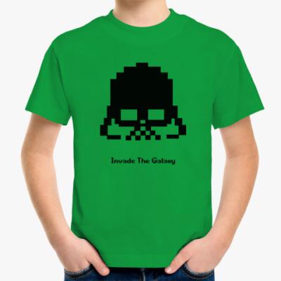 Детская футболка Invade the Galaxy