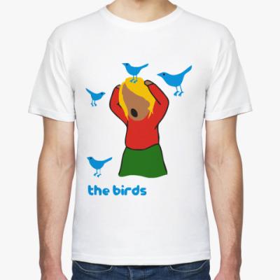 Футболка Птицы