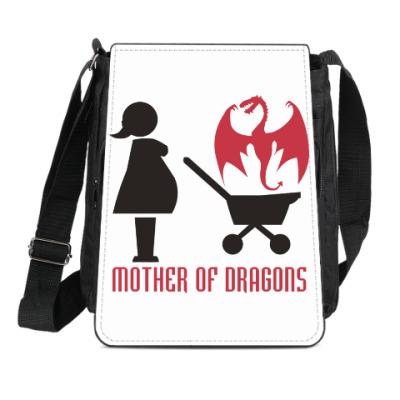 Сумка-планшет Мать драконов