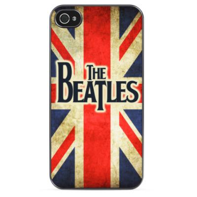 Чехол для iPhone Beatles