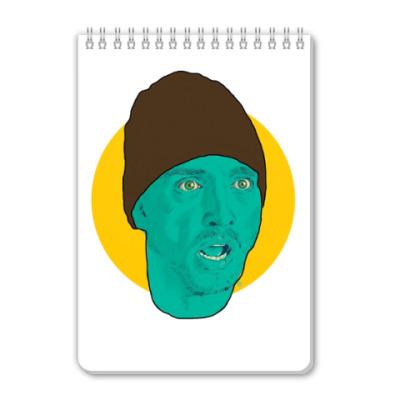 Блокнот Jesse Pinkman