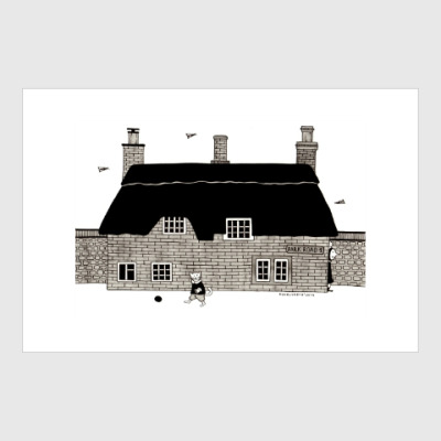 Постер Old house