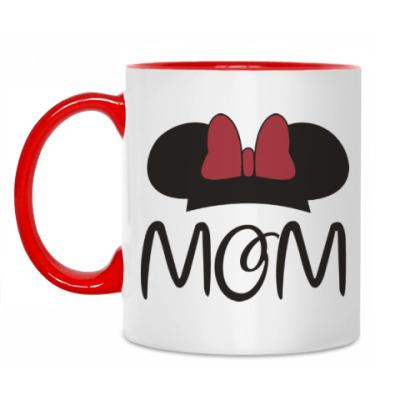 Кружка Mom