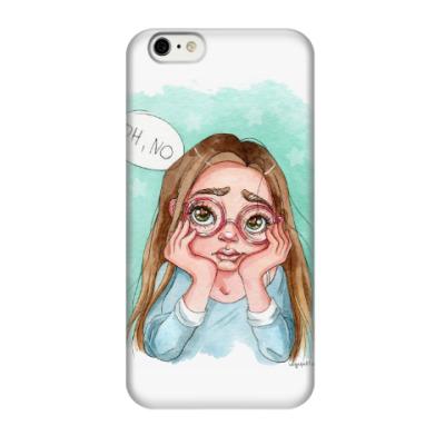 Чехол для iPhone 6/6s Oh, no