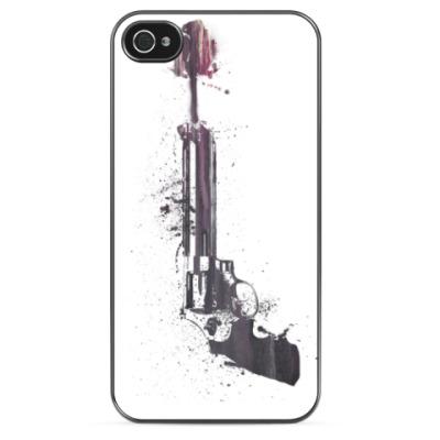 Чехол для iPhone 'Револьвер'