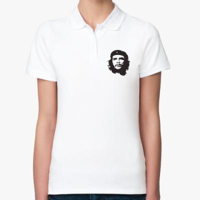 Женская рубашка поло  Че Гевара