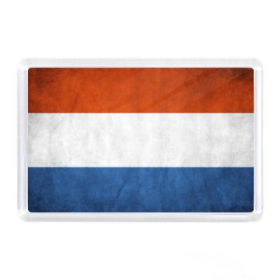 Магнит Нидерланды, Флаг