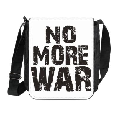 Сумка на плечо (мини-планшет) Нет войне