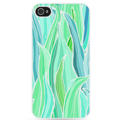 Чехол для iPhone 'Травяное поле'
