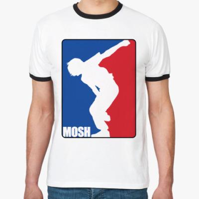 Футболка Ringer-T Mosh