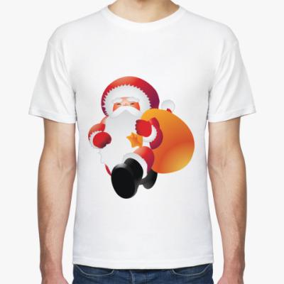 Футболка Дед Мороз