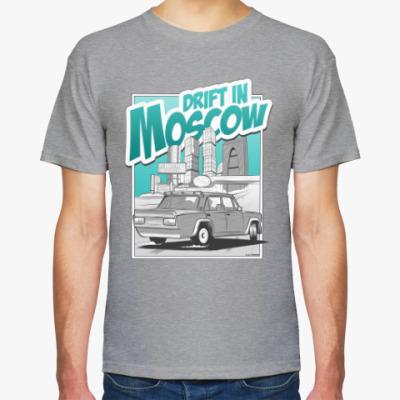 Футболка Drift in Moscow