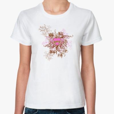 Классическая футболка Redemtion