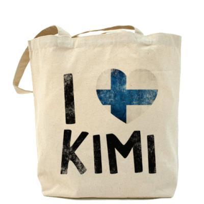 Сумка I LOVE KIMI