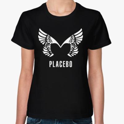 Женская футболка Placebo