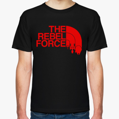 Футболка Rebel Force (Звездные Войны)