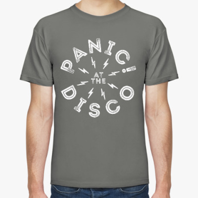 Футболка Panic! At the Disco