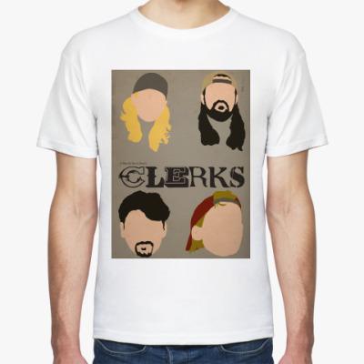 Футболка Clerks