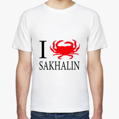 Футболка Сахалин
