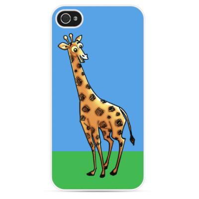 Чехол для iPhone Жираф